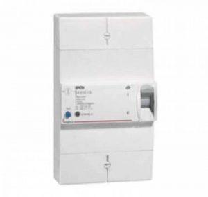 Disjoncteur différentiel d'abonné (EDF) 30/./60 A 500 mA Tétra Instantané de la marque Legrand image 0 produit