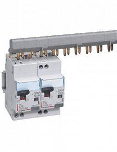 disjoncteur différentiel legrand dx3 20a courbe c 30ma 2 poles type ac - auto / vis - 6ka de la marque Legrand image 0 produit
