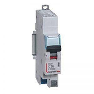 Disjoncteur DNX³ 4500 - 4,5 kA courbe C - 2 A - 1 module - Connexion auto / auto - Legrand de la marque Legrand image 0 produit