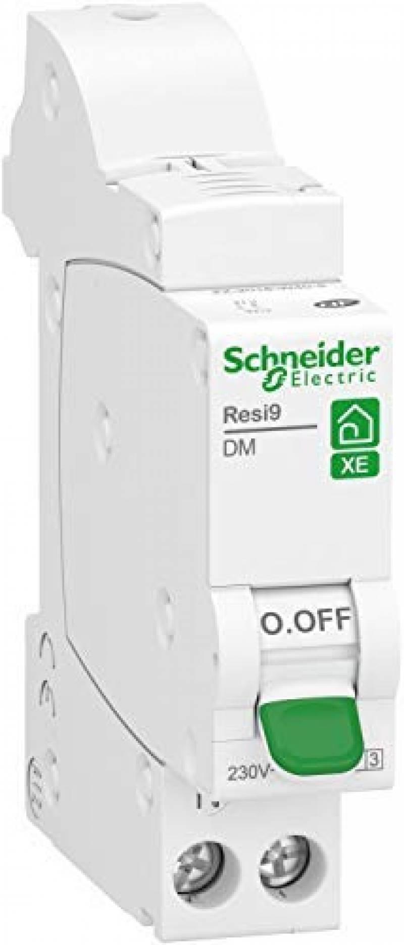Schneider Electric SC516727 Disjoncteur 20 A Courbe C Blanc