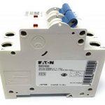 Disjoncteur miniature Eaton EMDH220–2pôles MCB 20A 10kA type D DP de la marque Eaton image 4 produit