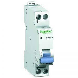 Disjoncteur modulaire Multi 9 -déclic 20A Courbe C de la marque Schneider Electric image 0 produit