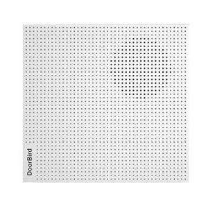 Doorbird a1061W White Audio Intercom System–Audio Intercom Systems (119mm, 26mm, 125mm, 200g, Polycarbonate, White) de la marque Doorbird image 0 produit