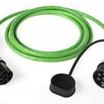 Dostar prise électrique type 2 (modes de recharge : 3 à 20 bis avec adaptateur femelle & 5 m de longueur par exemple zoe smart t de la marque WALLI image 1 produit