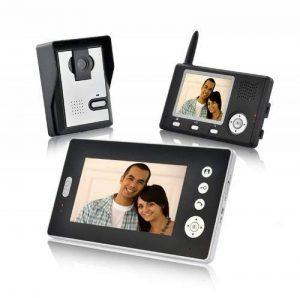 double interphone sans fil TOP 0 image 0 produit