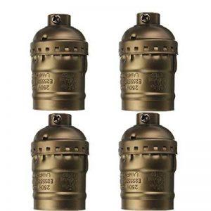 douille ampoule laiton TOP 4 image 0 produit