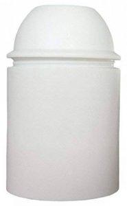 Douille E27 Thermoplastique Lisse Blanc de la marque Inconnu image 0 produit