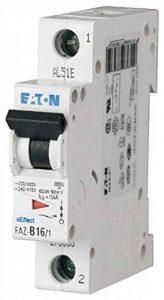 Eaton 278563, 25A, disjoncteur 1P, C-Char de la marque Eaton image 0 produit