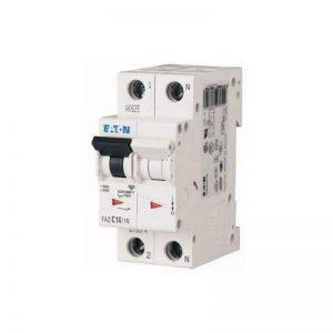 Eaton 278668, 6A, disjoncteur 1P + N, C-Char de la marque Eaton image 0 produit