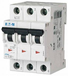 Eaton 278928Disjoncteur, 20A, 3P, Z-Char de la marque Eaton image 0 produit