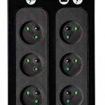 Eaton 3S Onduleur 330 Watt 550 VA 5 Ah 6 connecteur(s) de sortie France de la marque Eaton image 1 produit