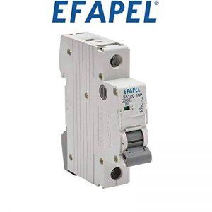 Efapel Modus 55–disjoncteur mt-1p 4,5kA curva-c 16A Modus de la marque Efapel image 0 produit