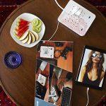 Egg Electronics – Multiprise Electrique avec 2 Ports De Charge USB (5V DC - 2A) – 15 Prises – Rallonge Idéale À Placer sur La Table/Au Bureau – Protection Contre La Surcharge Max. 2200W – Indie de la marque EGG ELECTRONICS image 2 produit