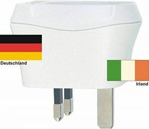 electricité irlande adaptateur TOP 1 image 0 produit