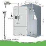 ELRO DVC040IP Interphone Portier vidéo IP avec APP et Sonnette sans Fil de la marque Elro image 2 produit