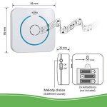 ELRO DVC040IP Interphone Portier vidéo IP avec APP et Sonnette sans Fil de la marque Elro image 3 produit