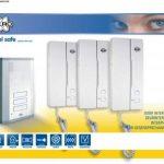 ELRO - Smartwares IB63 SW Portier audio 3 combines de la marque ELRO - Smartwares image 1 produit