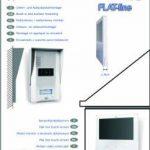 Elro VD71W Interphone vidéo avec écran plat tactile (Blanc) de la marque Elro image 4 produit