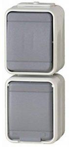 elso Prise de courant avec interrupteur Combinaison, 448629 de la marque Elso image 0 produit
