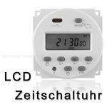 emotree DC/AC 12V 16A LCD écran numérique Budget Appareil minuterie Minuteur programmable de la marque Emo-Tree image 4 produit