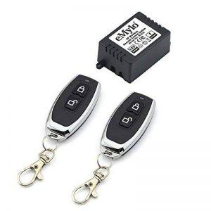 eMylo® DC 12V 1 canal 433Mhz RF Smart Relais Télécommande sans fil Interrupteur émetteur avec récepteur de la marque eMylo image 0 produit