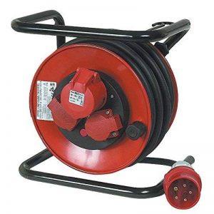 Enrouleur électrique 20 mètres câble 5G 2,5 mm² 400 V de la marque Les Outils image 0 produit