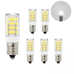 ENUOTEK Ampoule mais Petit Culot E14 a LED 5W 400Lm Economique Éclairage Blanc Froid 6000K AC220-240V Remplace Lampe Ampoule Halogene 40W Lot de 6 DE de la marque ENUOTEK image 0 produit