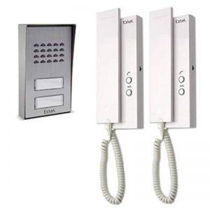 Extel 710016 Multipro 3 Interphone collectif de la marque EXTEL image 0 produit