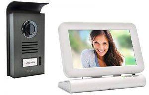 Extel 720278 Lesli Visiophone couleur sans fil de la marque EXTEL image 0 produit