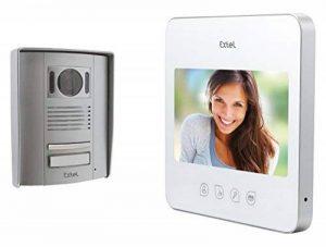 Extel 720294 Quattro White Edition Visiophone de la marque EXTEL image 0 produit