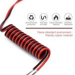Extension Câble Cordon 2 Broches JACKYLED 20M 22AWG Câble D'extension pour Led Strip Light Couleur Unique 3528 5050 65.5Ft … de la marque JACKYLED image 2 produit