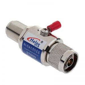 F Fityle Multiprise Parasurtenseur Parafoudre N Mâle Protection Contre Surtensions de la marque F Fityle image 0 produit