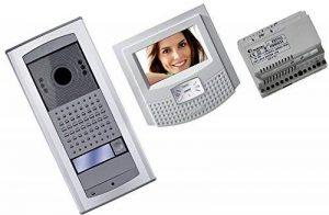 Farfisa Maison individuelle Interphone vidéo 2Fils Bus Câblage, 1pièce, ML2002agle de la marque Unbekannt image 0 produit
