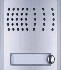 Farfisa pl11g Profilo mycom GSM Station de Porte avec Une Touche Sonnette, 30W, 12V, Gris de la marque Unbekannt image 0 produit