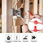 FEIGO Kit Cosse Electrique, Connecteur Rapide Isolé Assortiment Multicolore pour Fils et Câbles 0.5~6mm² - 85 Pièces de la marque FEIGO image 3 produit