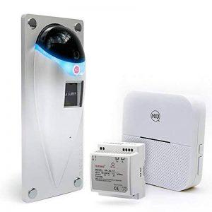 Fenotek - Hi KIT2 - Kit portier connecté Hi avec Carillon et transformateur de la marque FENOTEK image 0 produit