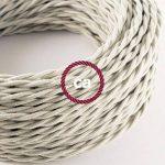 fil électrique gaine tissu couleur TOP 10 image 2 produit