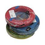 Fil électrique rigide bobine 100m 1.5mm2 vert jaune de la marque REVENERGIE image 1 produit