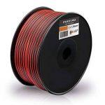 fil électrique rouge et noir TOP 2 image 2 produit