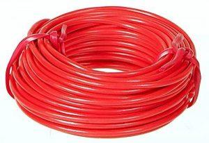 fil électrique souple 1.5 mm2 TOP 8 image 0 produit