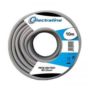 fil électrique souple 1.5 mm2 TOP 9 image 0 produit