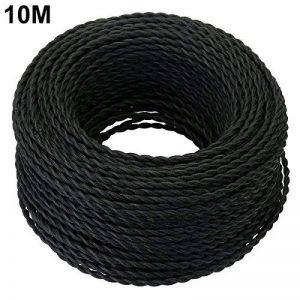 fil électrique tresse TOP 9 image 0 produit