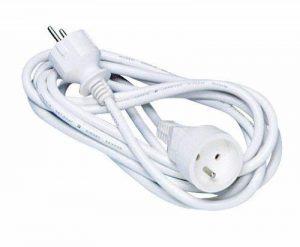 fil prise électrique TOP 0 image 0 produit