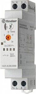 Finder 140182300000PAS Minuterie/Télérupteur multifonction 230 V 1 NO 16 A de la marque finder image 0 produit