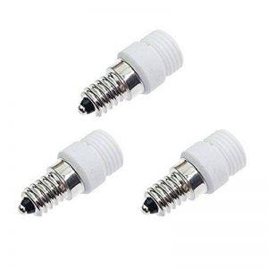 Fineled E14vers G9Ampoule LED Base adaptateur convertisseurs, Lot de 3de lumière Sockets support de lampe pour LED halogène CFL ampoule lampe de la marque FINELED image 0 produit