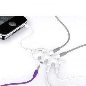 Fishtec ® - Splitter Audio - Couleur : blanc de la marque Fishtec image 0 produit