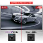 Fosmon HD8024 [Soutiens 3D, 1080P, 4k, HD Audio] 2 Ports HDMI Bi-directionnel Switch Sélecteur (1 x Entrées à 2 x Sortie / 2 x Entrées à 1 x Sortie ) HDMI Commutateur Switcher avec HDCP Passthrough pour HDTVs, Blu-Ray, Sky Box, DVD, Satellite, DVR, PS4/PS image 2 produit