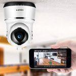 FREDI Caméra sans Fil 720P IP Caméra WiFi Surveillance Vision à Distance de Jour et Nocturne Caméra Sécurité Panoramique Moniteur Bébé Interphone Audio Bidirectionnel de la marque FREDI image 2 produit