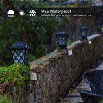 Frontoppy Prise intelligente WiFi Fiche IP55 étanche extérieur / intérieur, soutien Alexa/Google Commande vocale/Télécommande de Fonction Minuteur / Application pour androides iOS Smartphone de la marque Frontoppy image 2 produit