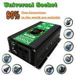 FULAI Convertisseur de tension 12V 220V 500W Transformateur de tension DC 12V vers 220V 500W Onduleur avec Port USB & Écran LCD de la marque FULAI POWER image 2 produit